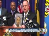 Man Charged In Shooting Of Baltimore Police Officer