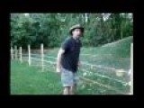 Messing With An Electric Fence Compilation