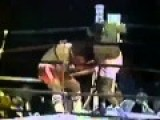 Mike Tyson Vs Hector Mercedes Boxing Knockout