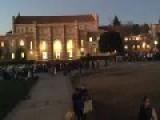 Muslim Call To Prayer Heard On UCLA Campus