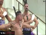 Maori Haka Performance For March On Washington 50th Anniversary