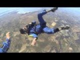 Man Has Seizure At 9,000 Ft. While Skydiving!