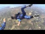 Man Has Seizure At 9,000 Ft. While Skydiving!