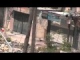 Mujahideen Sniper Attack Against Assad Shabbiha