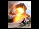 Moment Car Bomb Explodes In Zambo City Caught On Camera