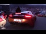 McLaren Owners Use Their 12Cs As Cigarette Lighters