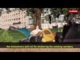 Migrants From 'jungle' Trashing Parts Of Paris