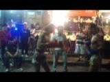 Muay Thai Street Fight