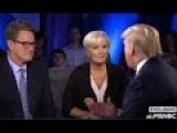 MSNBC HOT MIC: That Time 'Morning Joe' Agreed Not To Ask Trump Hard Questions