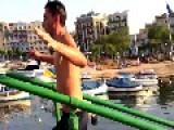 Malta Greasy Pole Challenge