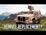 Meet The US Military's Humvee Replacement - The HMMWV