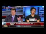 Million Student March Organizer Interview With Fox's Neil Cavuto Goes Off The Rails
