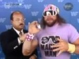 Macho Man Randy Savage - The Cream Of The Crop