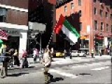 March Through NYC For Muslim Day Parade 2014