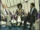 Muhammad Ali Heated Argument With Black Singer & White Congressman