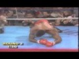 MIKE TYSON Vs ALFONZO RATLIFF Boxing Knockout