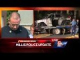 Millis Massachusetts Officer Made Up Story About Shooting, Police Say