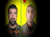Marxist-Leninist Kurdish Militants Lost Their Two Most Senior Operational Commanders In Kobani Today Oct 15th, '14