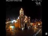 Meteorite Lights Up The Skies Over Central Mexico