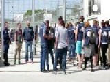 Migrants Allowed To Leave Greek Camps While Asylum Applications Processed