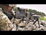M240L - Powerful Machine Gun Live-Fire