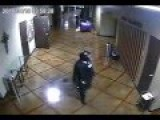 Midlothian Police Department- Surveillance Clip Of Suspect From Creek Side Church Homicide