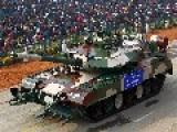MBT Arjun Mk II Main Battle Tank - India