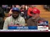 MSNBC Caught Pushing Fake Narative