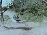 M108 105mm Howitzer Self-Propelled - Weapons Of The Field Artillery 1965 US Army Training Film