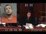 Murderer Threatens Judge To Her Face