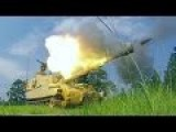 M109 Paladin Howitzer In Action - The King Of Battlefield