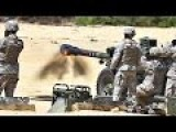 M119A3 Lightweight Howitzer Live Fire - This Artillery Is Small But Mighty