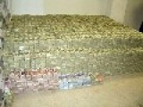 Mexican Drug Lord's Home After Being Raided
