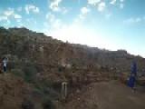 Mountain Bike Fail In Grand Canyon