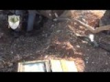 Mujahideen Unearth The Buried Ammo By Regime Forces
