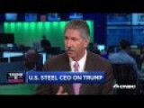 MORE WINNING! U.S. Steel CEO Ready To Bring Back 10,000 Jobs!