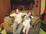Man Exposes Passed Out Wife & Broadcasts It Live Via PlayStation 4!