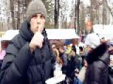 Maslenitsa Butter Week, Pancake Week . Real Russia Ep.35