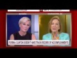 Mika Brzezinski Force-Feeds Republican Carly Fiorina A Heaping Dose Of Truth