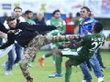 Maccabi Haifa Players Attacked During Austria Training Match By Pro-Palestinian Fans