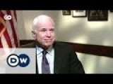 McCain Says Putin Is Enemy US Can't Get Along With