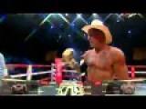 Mickey Rourke 62 Years Old TKO's Elliot Seymour 29 In Boxing Match