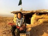 Meet The Kurdish Women Fighters Of YPJ YPG Including Front Line News The SITUATION In KOBANE +VIDEO