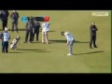 Michael Phelps Sinks Amazing 159 Foot Putt At Scottish Pro-Am