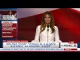 Melania Trump's Plagiarism Has Exploded Into A 'Save My Marriage' Crisis
