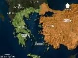 More Migrants Drown As Boats Capsize Off Greek Coast
