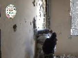 Militants In Syria Use A Homemade Pipe Cannon Against SAA Forces In Aleppo