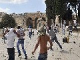 Muslim Riots Break Out On Temple Mount After The Place Was Open For Visitors On Jewish Holiday Eve