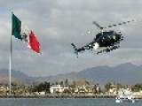 Mexican Helicopter Crosses U.S. Border, Fires On Border Patrol