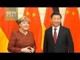 Merkel To Visit China To Sell German Technologies
